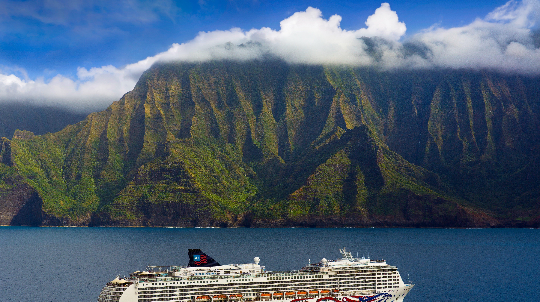Hawaii Cruise Icon Inside Norwegian Cruise Line S Pride
