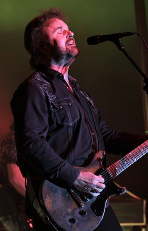 Don Barnes, lead singer of 38 Special.