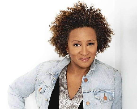 Wanda Sykes does stand-up Oct. 14 at the Suquamish Clearwater Casino Resort.