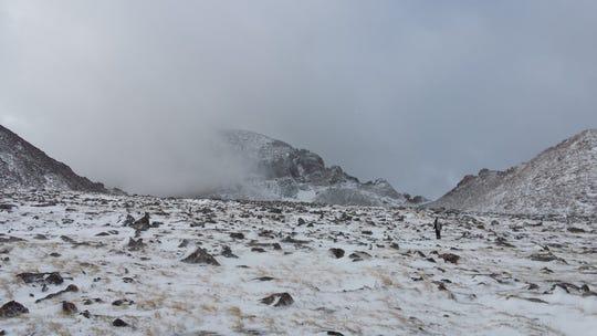 Ryan Albert, 30, of Marlton has been reported missing on Longs Peak in Rocky Mountain National Park, Colorado.