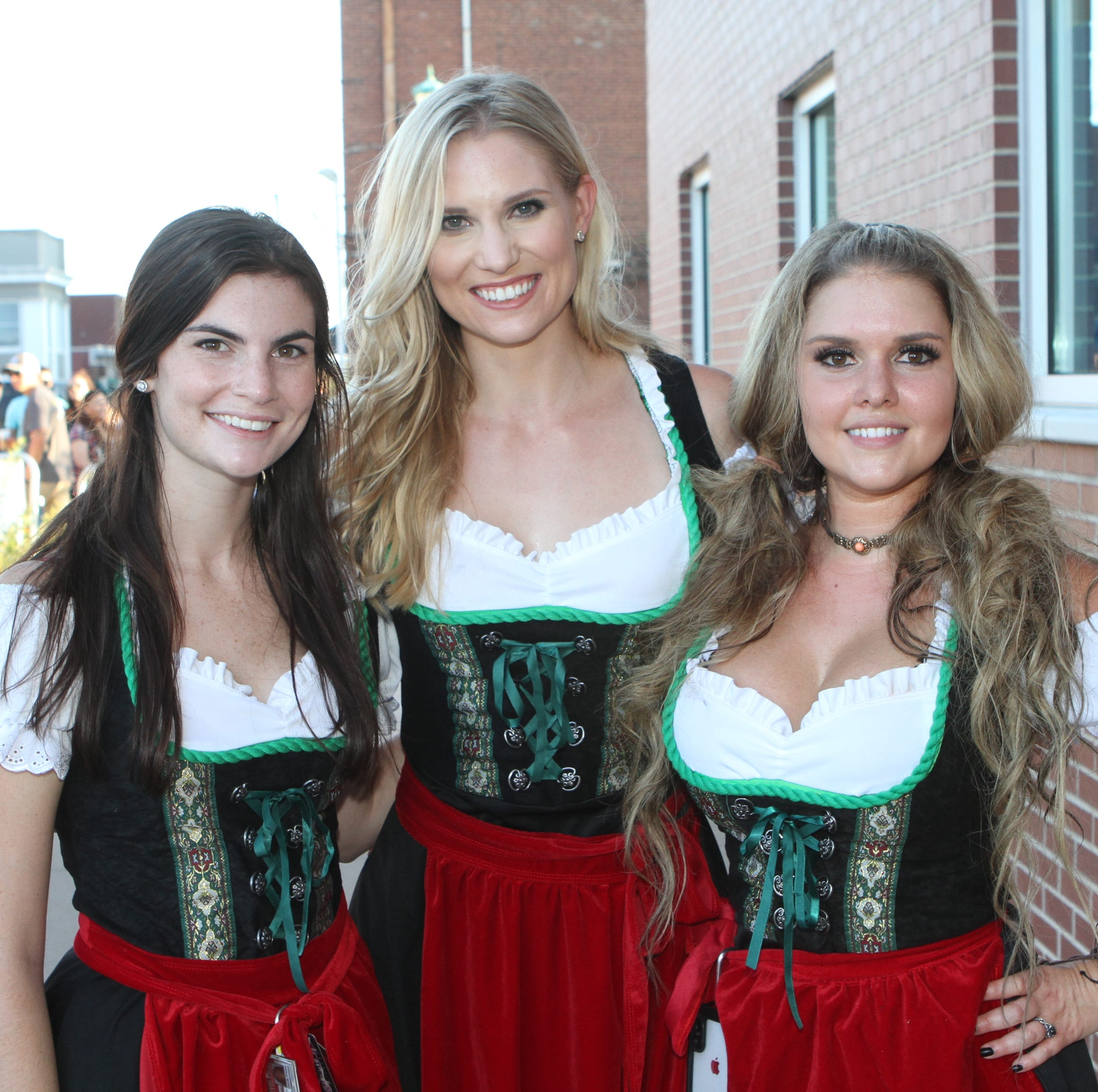 Bikers Who Care holds its first Oktoberfest at Downtown Commons
