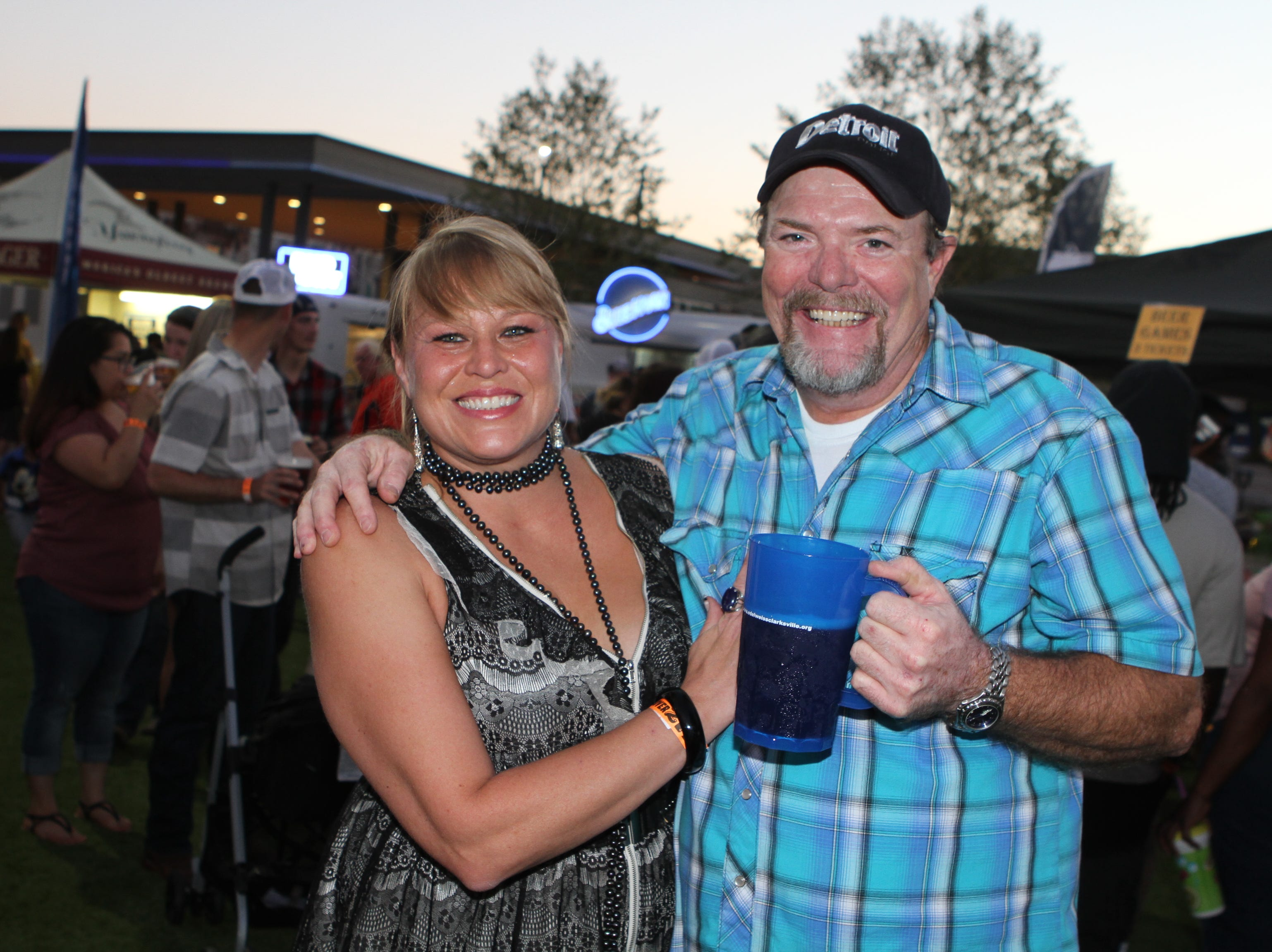 Thousands came to Downtown Commons on Saturday, Oct. 6 2018 for the inaugural Bikers Who Care Oktoberfest.