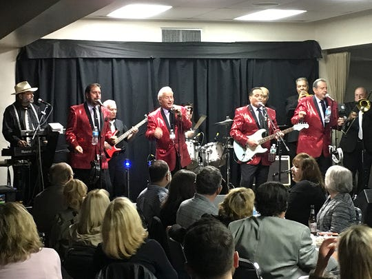 The Jersey Four band will perform a benefit concert for the Knights of Columbus at Our Lady of Lourdes Parish in the Whitehouse Station section of Readington on Saturday, Oct. 27.