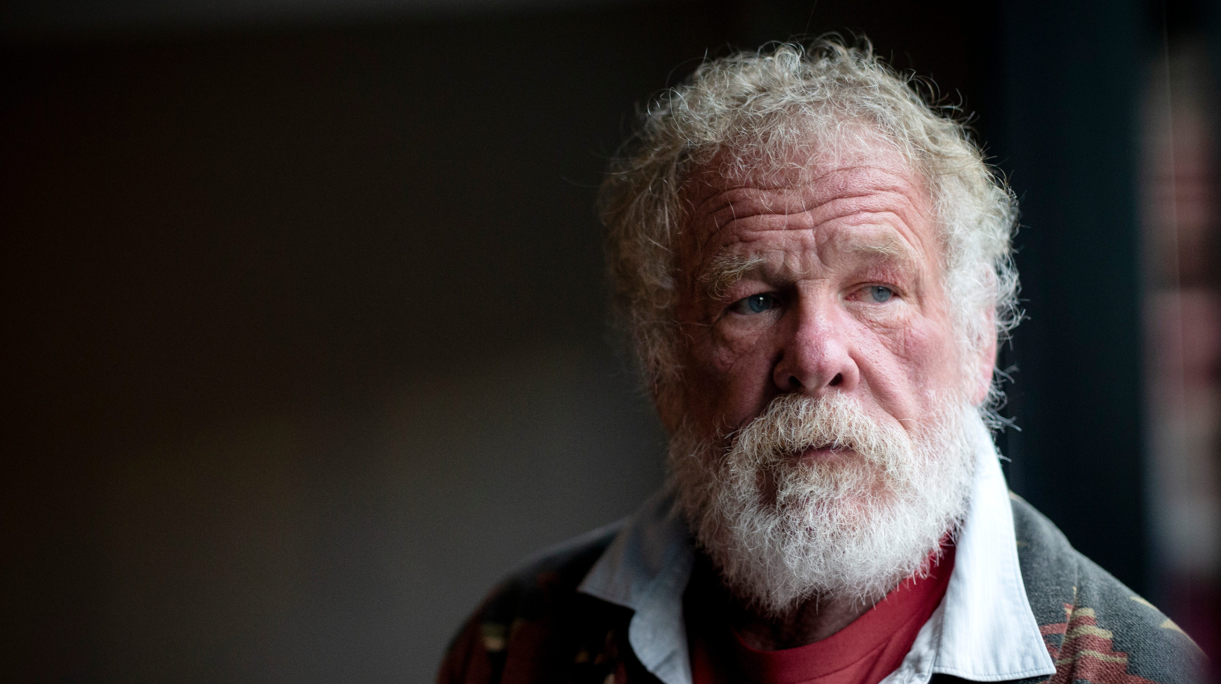 'I left out some parts': Iowa native Nick Nolte's life is just unbelievable enough to be true