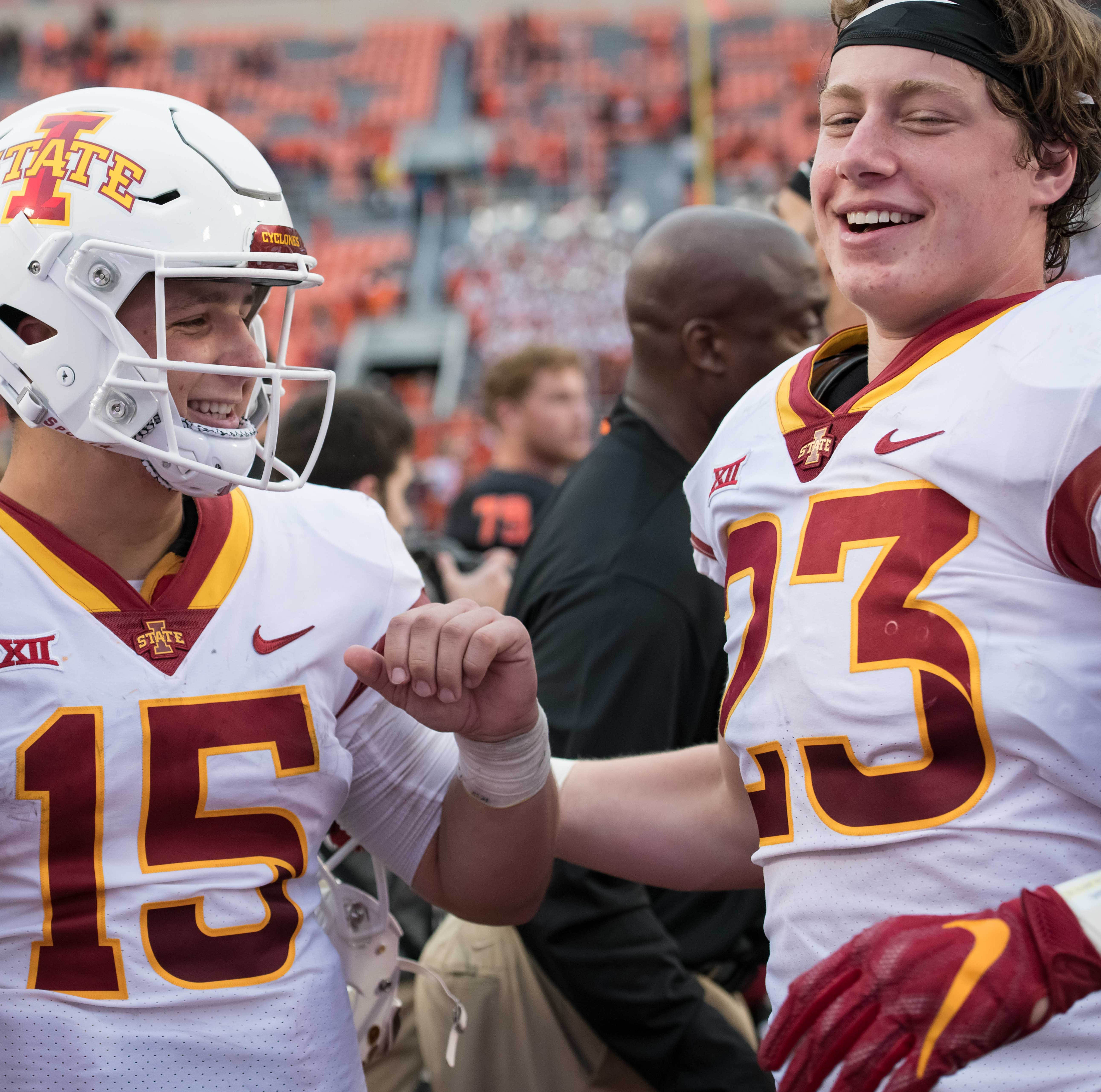 Peterson's Final Thoughts: Drama? In Iowa State's quarterback room? Hardly.