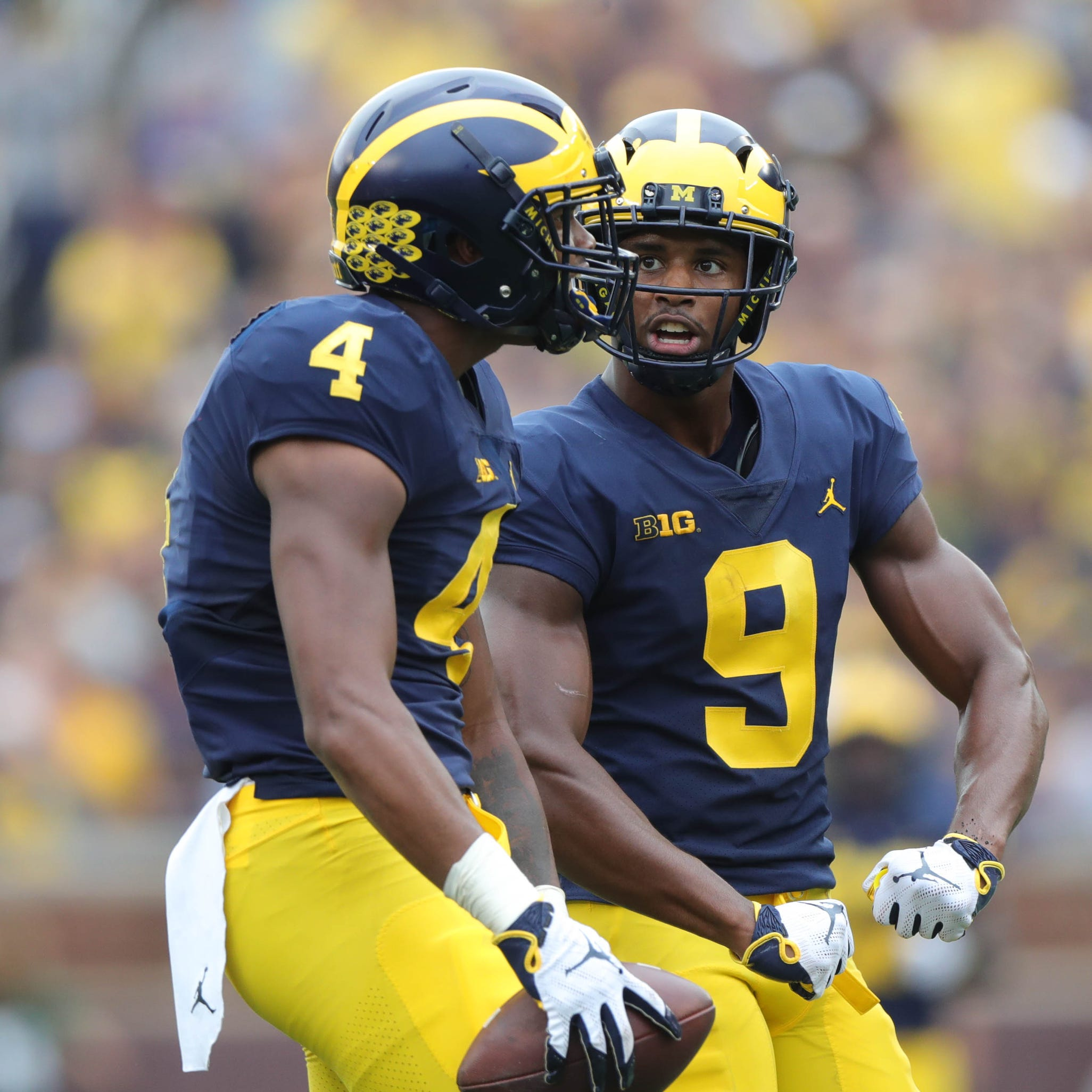 Michigan football: The wide receivers should carry this offense
