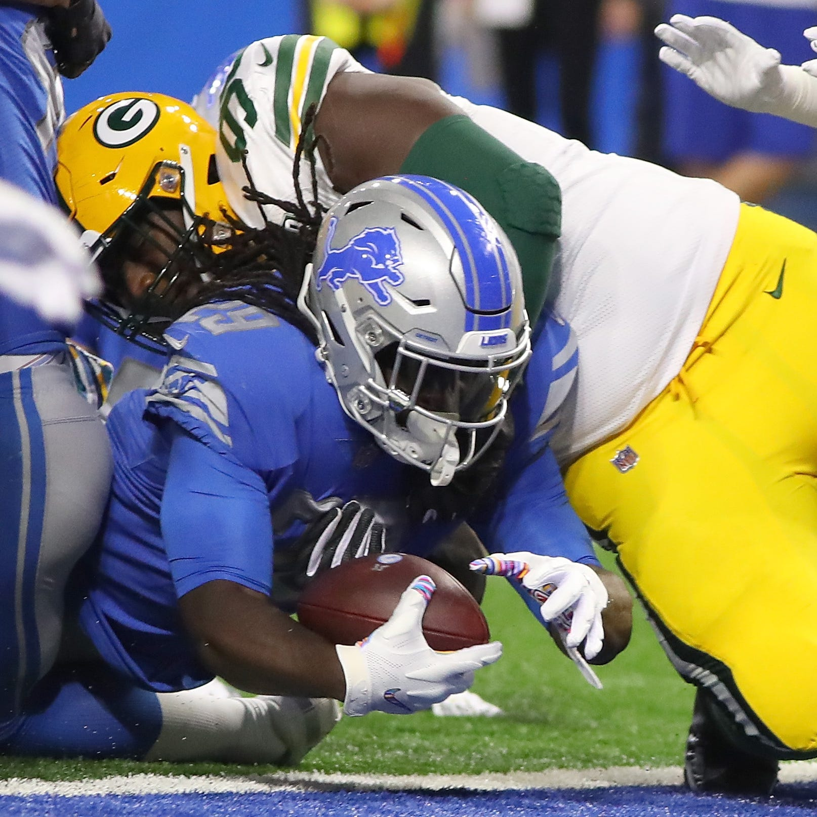 LeGarrette Blount: Season 'not the best so far,' still plenty to play