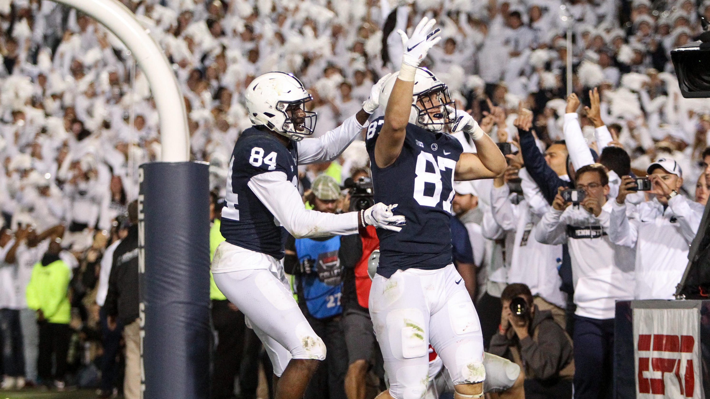 how to watch penn state football online