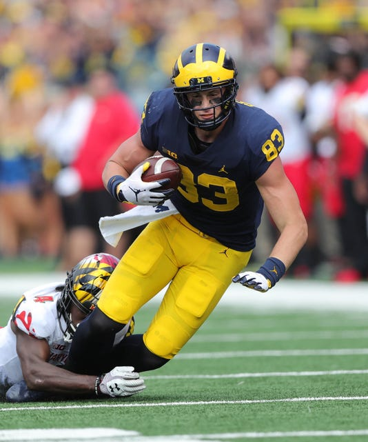 Image result for zach gentry michigan