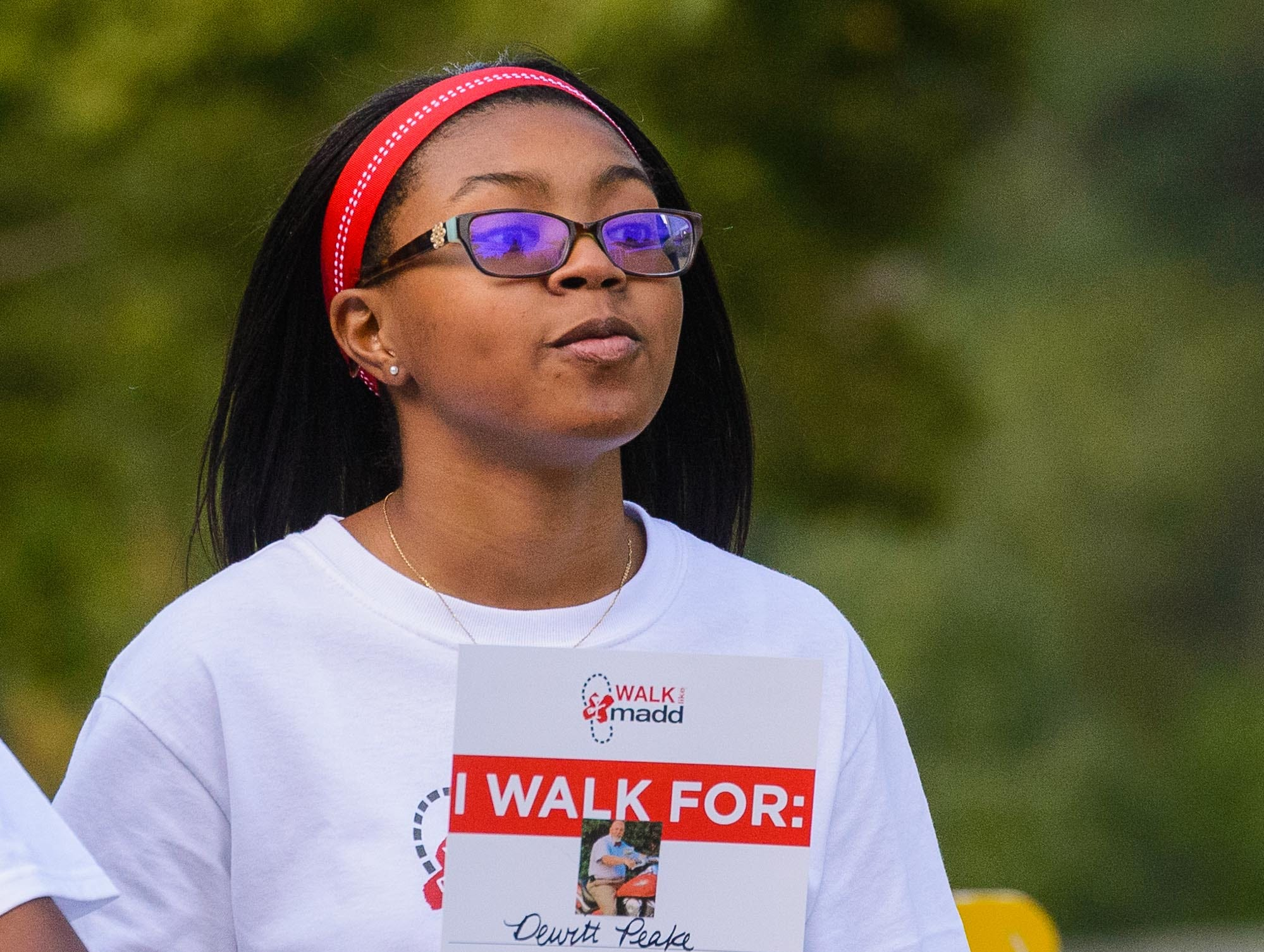 Mothers Against Drunk Driving hosts 2nd annual Walk Like MADD  Greenville Upstate fundraiser and 5K walk at Clemson's Internation Center for Automotive Research on Sunday, October 7, 2018.