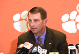 Dabo Swinney Wake Forest post game press conference