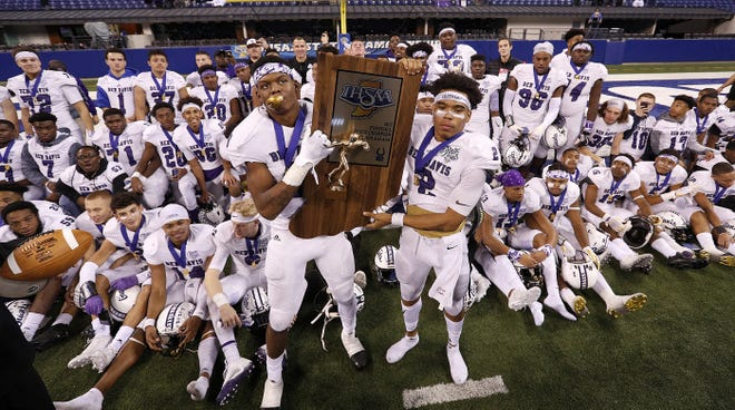 Ben Davis lifted the Class 6A trophy last year. Which teams will be hoisting hardware at Lucas Oil Stadium this season?