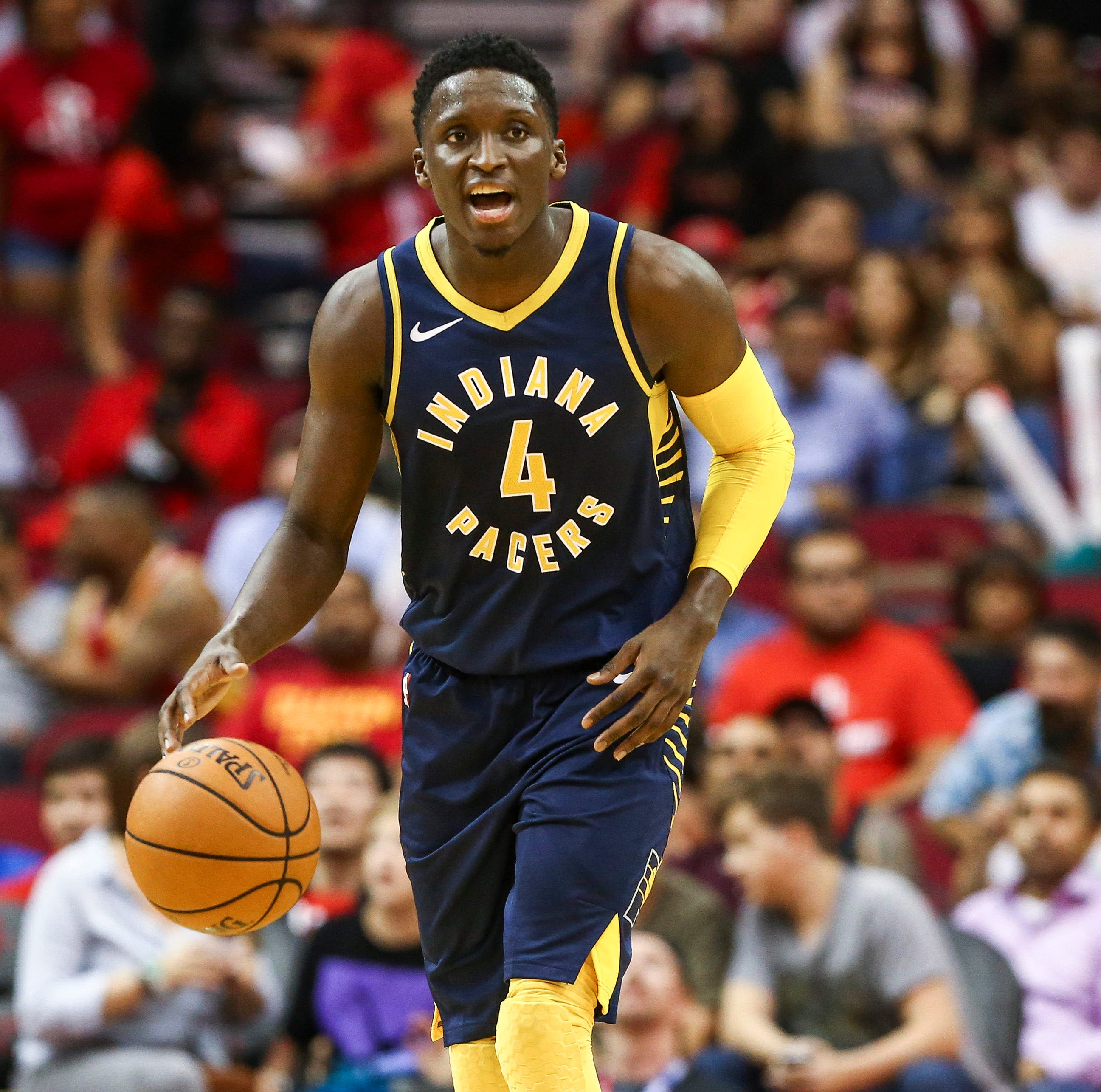 Indiana Pacers coach Nate McMillan on Victor Oladipo: 'He is still hungry'