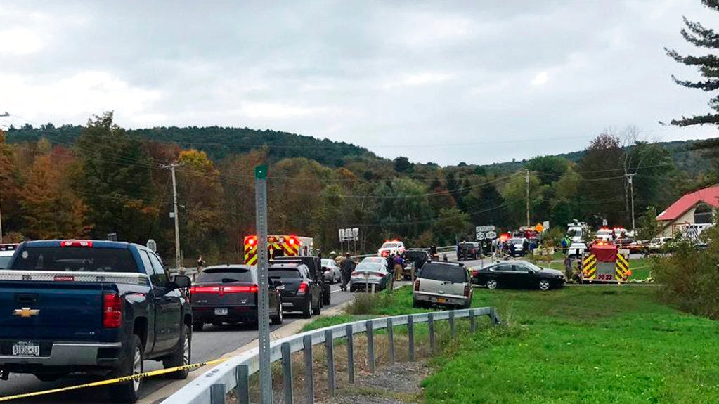 State Police 20 Fatalities In Wedding Limo Crash Near Albany