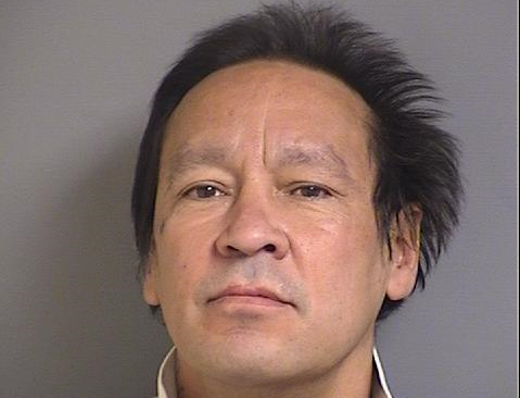 TREJO, JOSEPH ALBERT, 54 / PEDESTRIAN FAILING TO USE CROSSWALK - / PUBLIC INTOXICATION - 3RD OR SUBSEQ OFFENSE