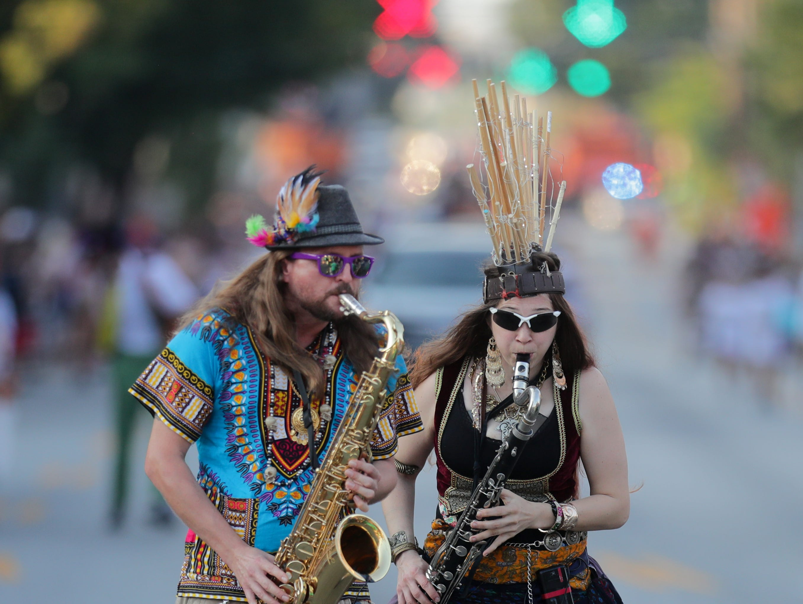 Scenes from the 2018 Halloween Parade & Festival. Oct. 6, 2018
