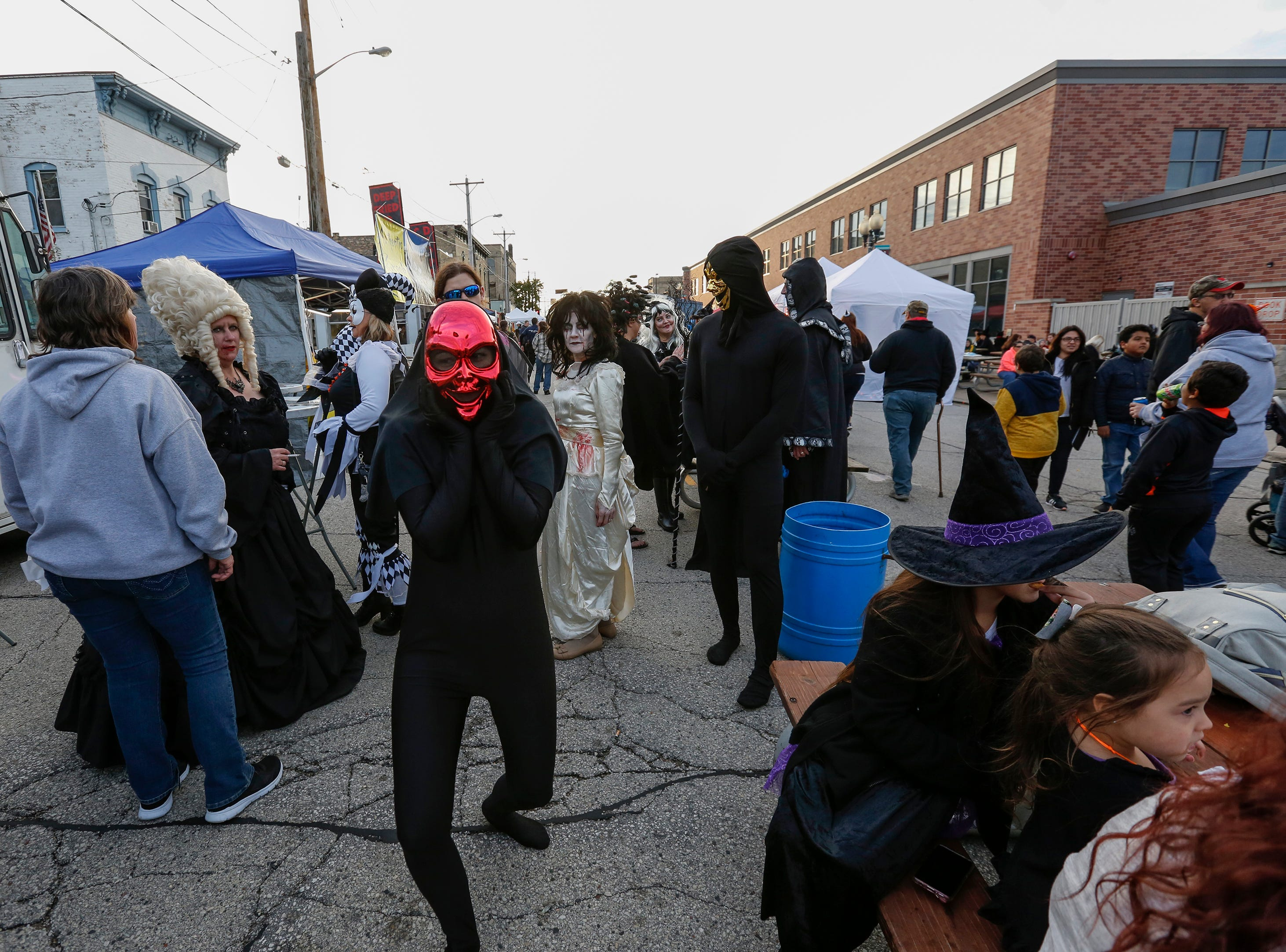 Scenes from Windigo Fest on Saturday, Oct. 6, 2018, in Manitowoc, Wis.