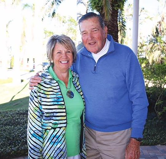 Anne and Gary Landis