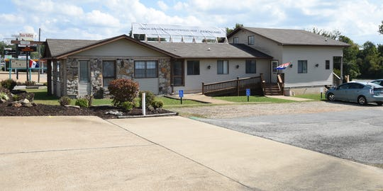 The office for Financial Services & Investment Services Group is located at 1100 Highway 62 East in Mountain Home.