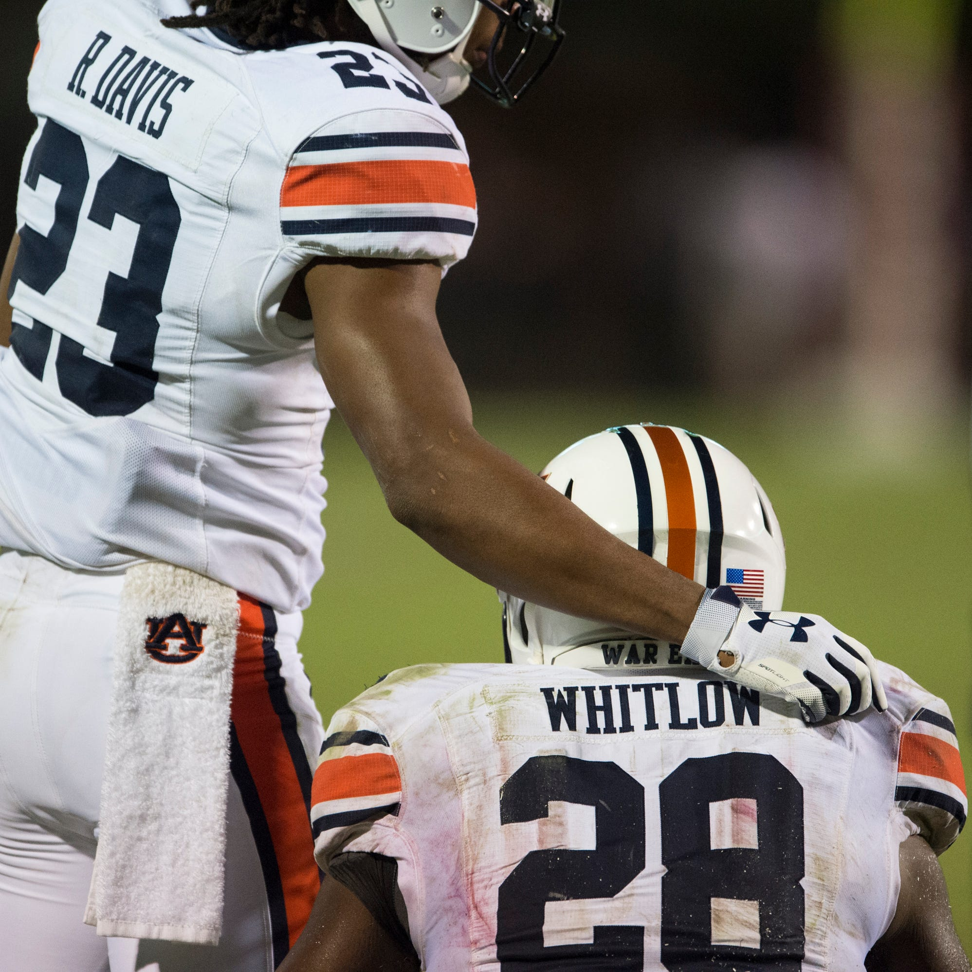Bell tolls on Auburn's hopes and dreams with major setback in Starkville