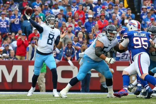 fb95a3ab Titans vs. Bills fantasy report, inactives: Corey Davis, Dion Lewis ...