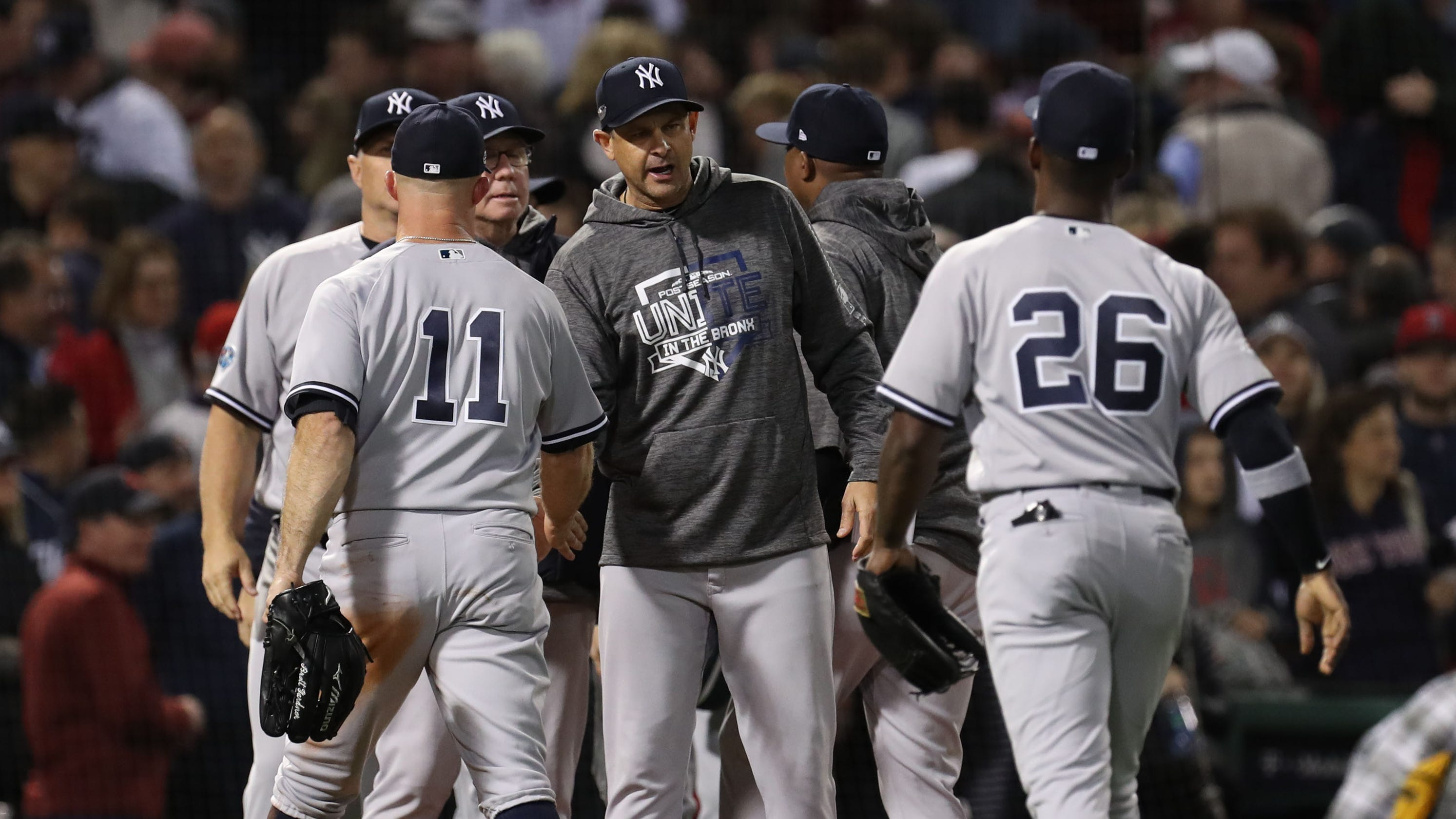 7ab20740fc89e New York Yankees 2019 roster  What it looks like now