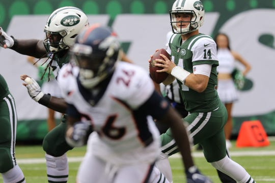 Jets v Broncos Sunday, October 7, 2018