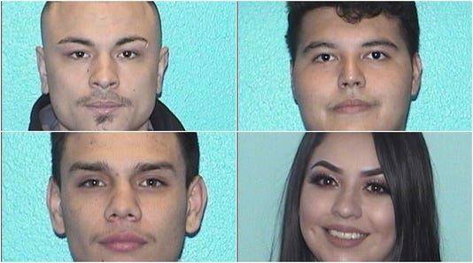 4 arrested after Cameron Martinez fatally shot near Española