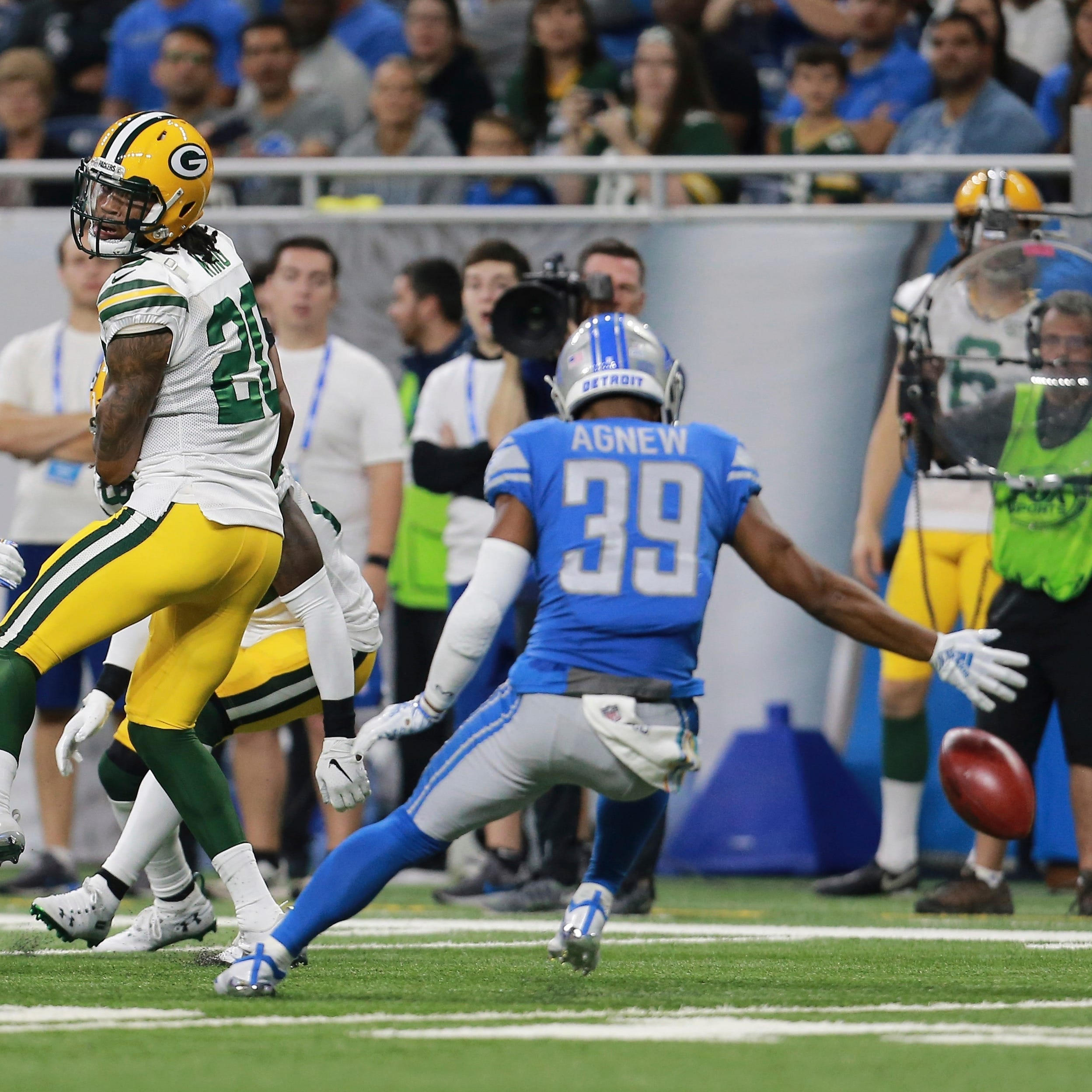 Packers' sloppiness making turnovers, penalties the norm