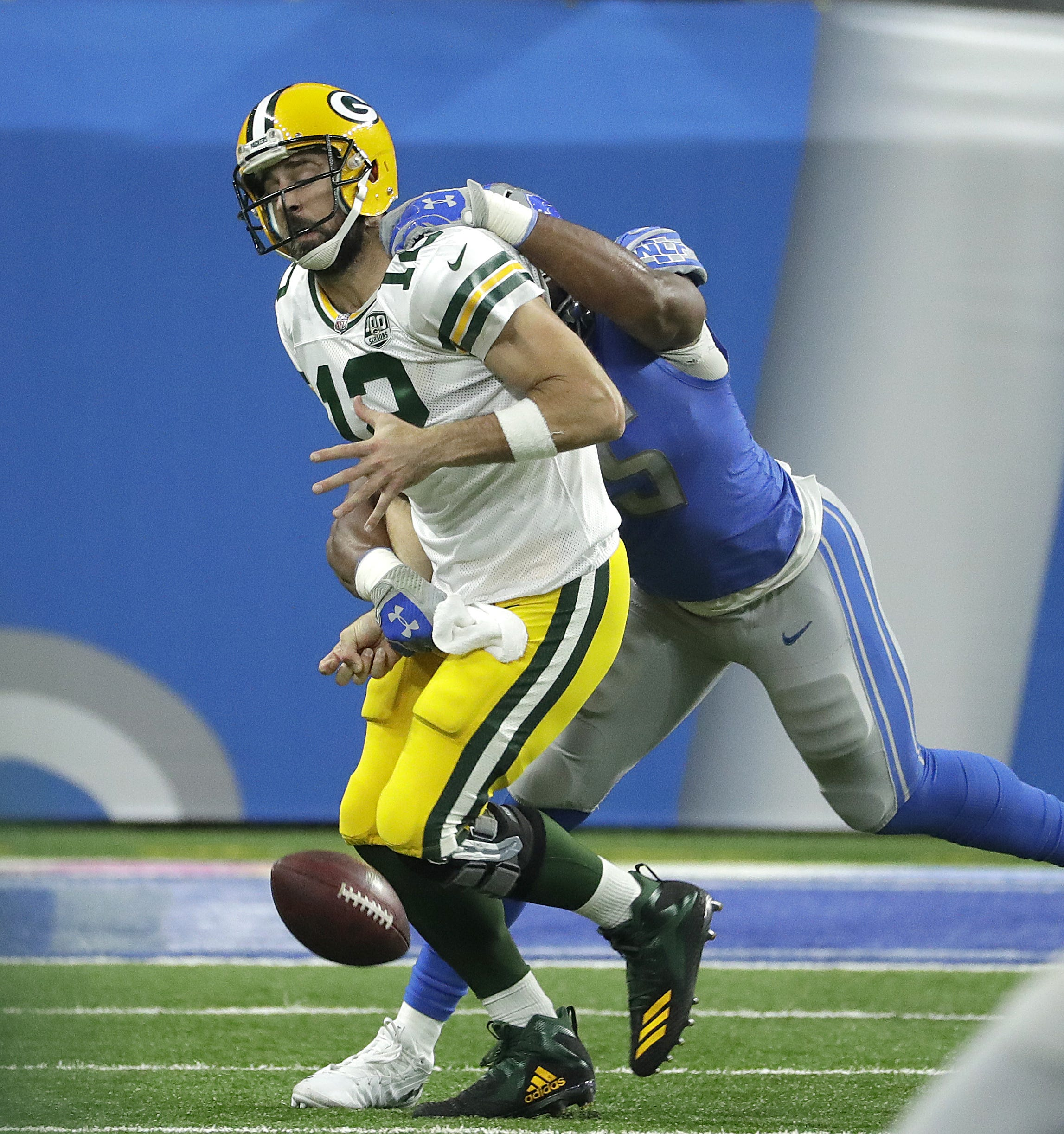 Green Bay Packers' difference-makers fail to deliver in loss to Detroit Lions