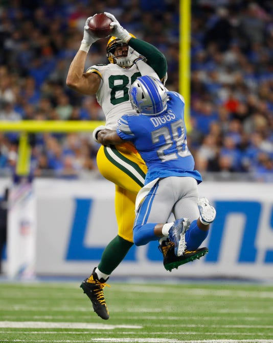 Packers analysis  End-zone plays an indictment of Jimmy Graham s game d84259508