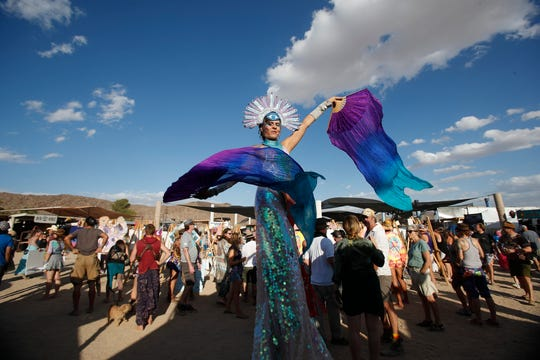 The Joshua Tree Music Festival returns to the Joshua Tree Lake Campground this weekend through Sunday.