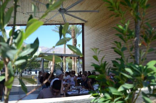 Wexler's Deli in Palm Springs