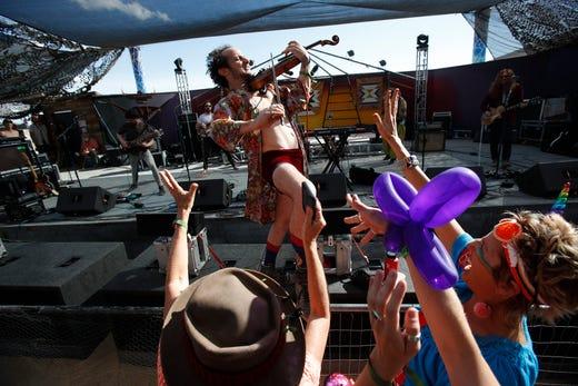 Joshua Tree Music Festival tops this weekend's nightlife in Coachella Valley