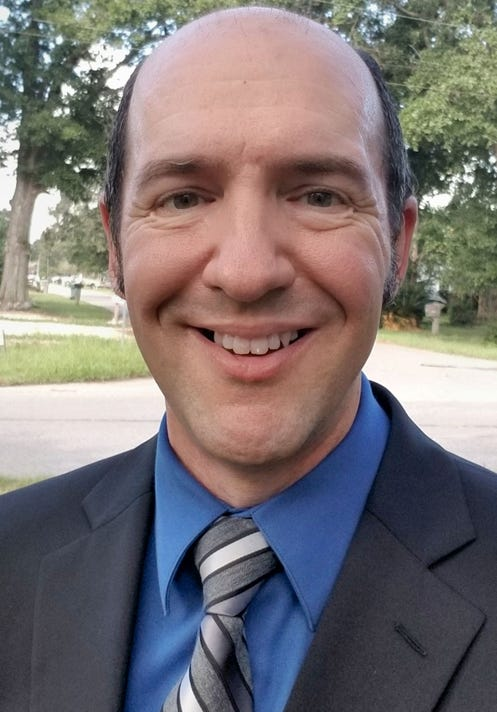 Scott Trotter Candidate Escambia County Commissioner District 2