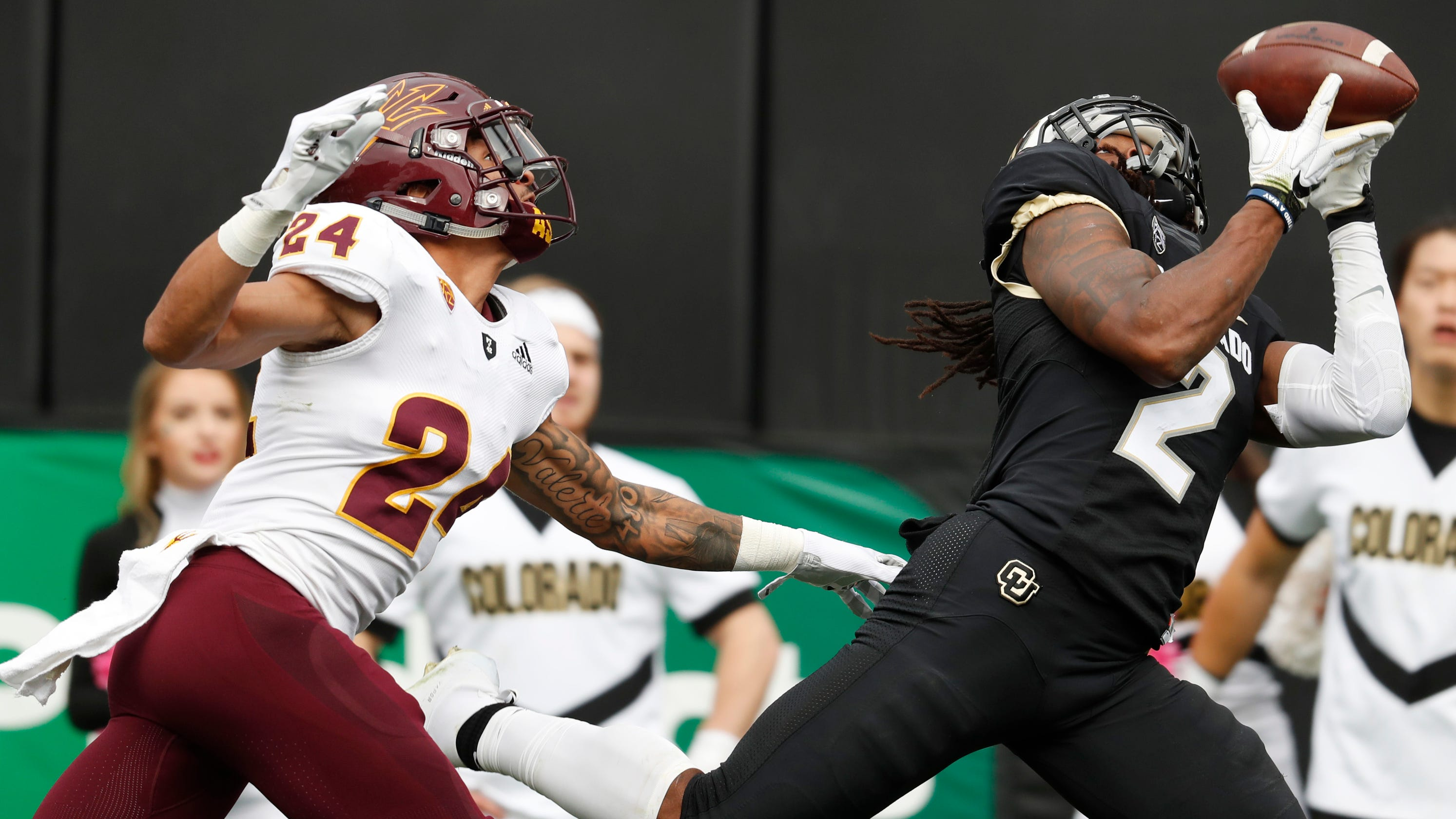 234dbd2c22a ASU cornerback Chase Lucas vows to make amends for rough game vs. Colorado