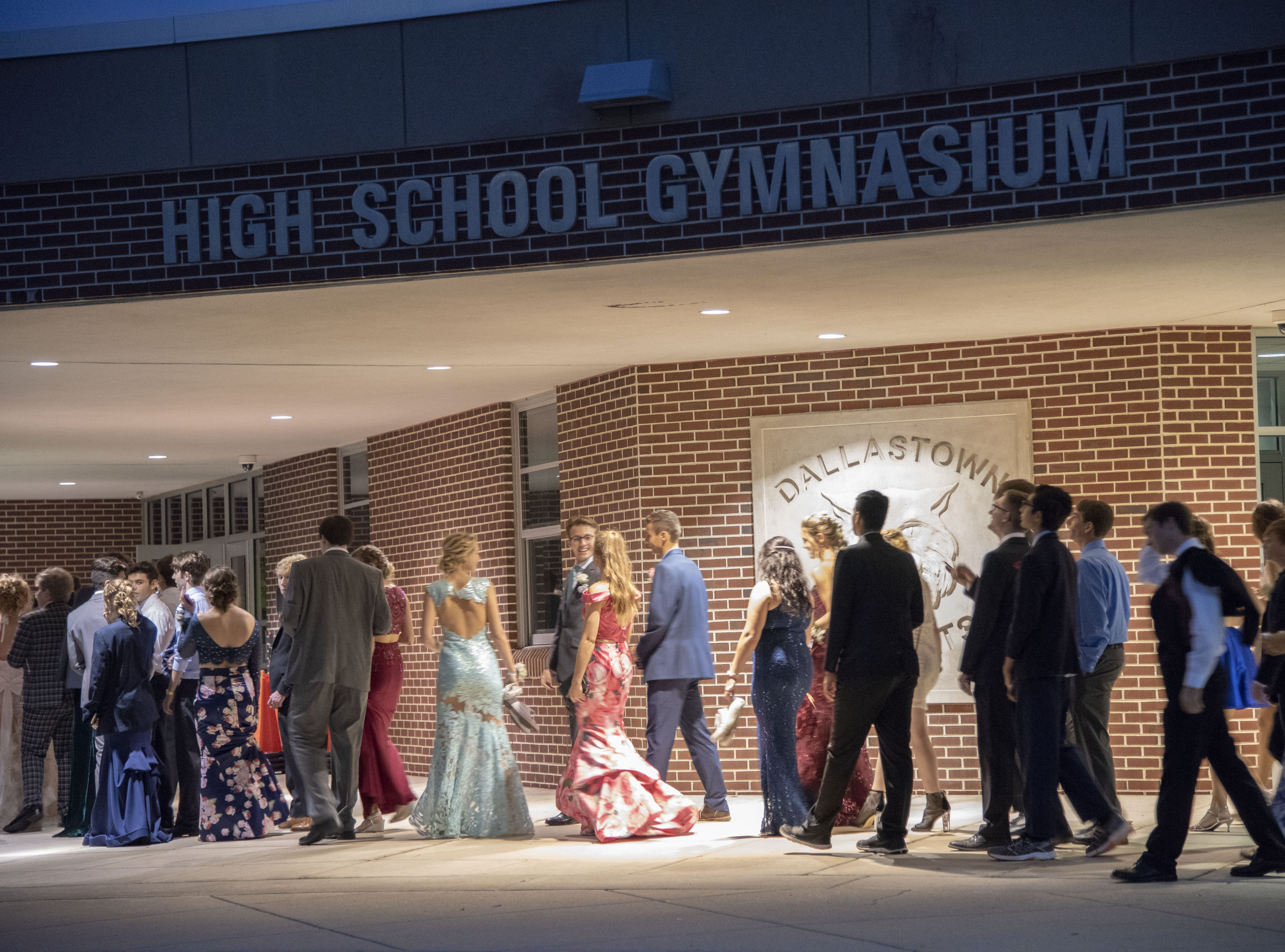 The 2018 Dallastown Area High School homecoming dance took place at the high school's gymnasium on Saturday, October 06, 2018.