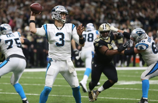 Nfl Nfc Wild Card Carolina Panthers At New Orleans Saints
