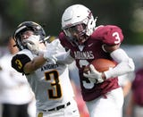 Class AA football update from Stevie Johnson and James Johnson.