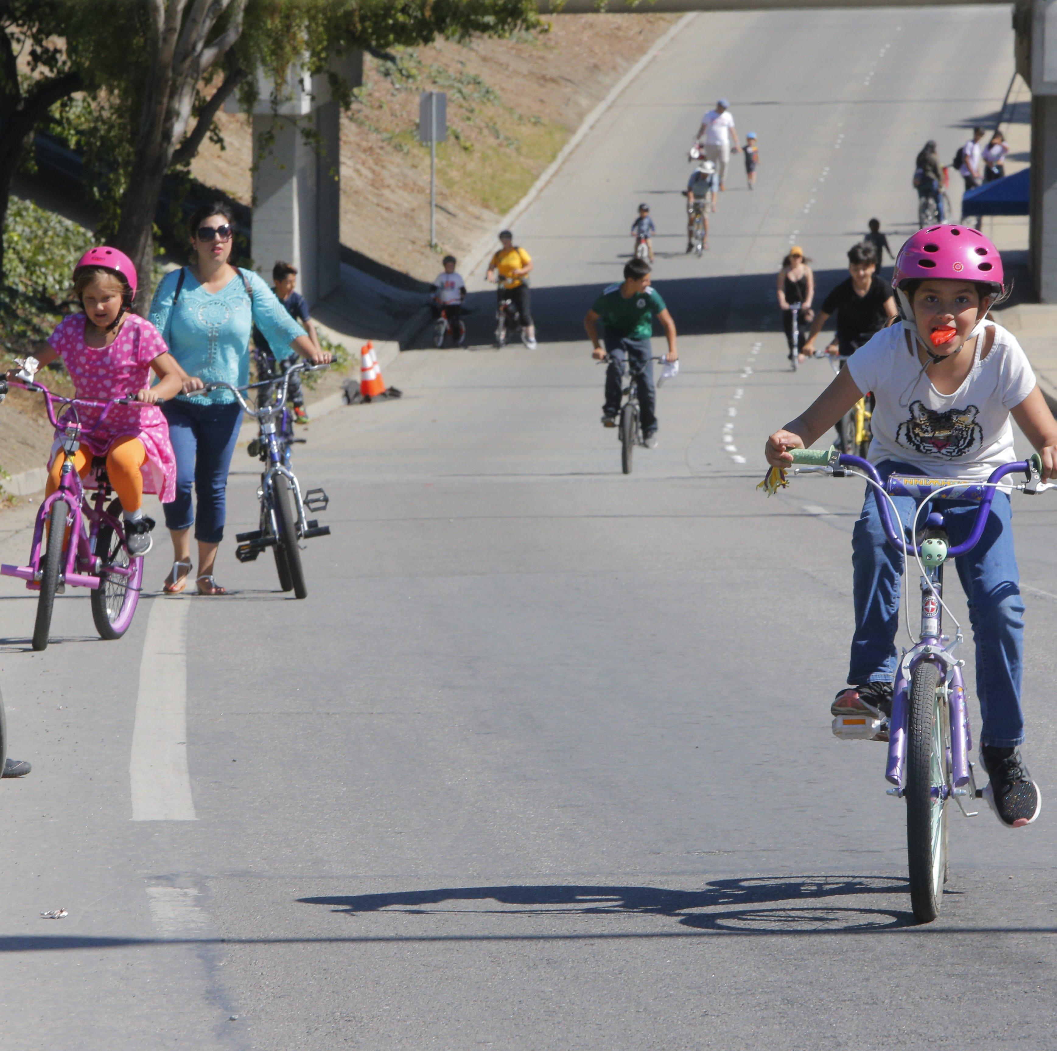 PHOTOS: Plenty of fun to go around at the 2018 Ciclovia Salinas