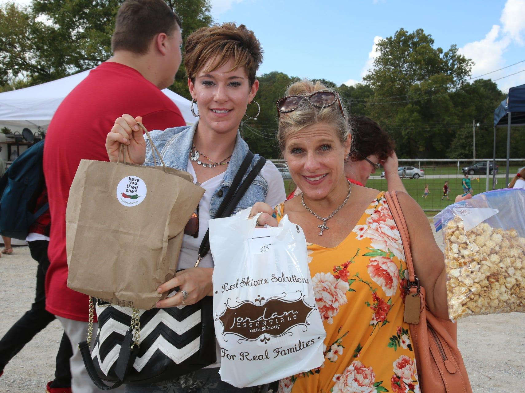 Cassandra Ware and Jeri Davis
