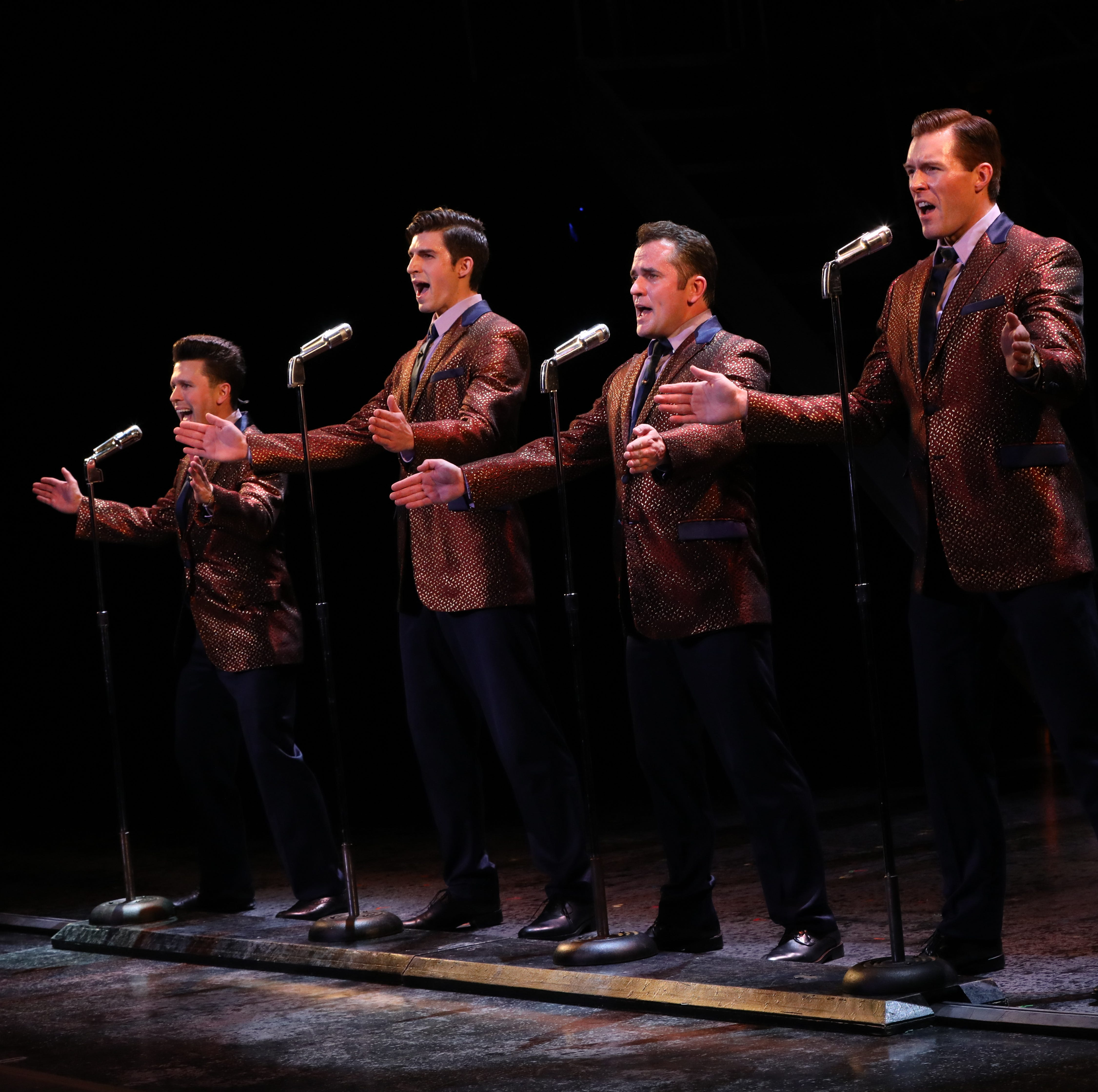 Long-running 'Jersey Boys' comes to Springfield