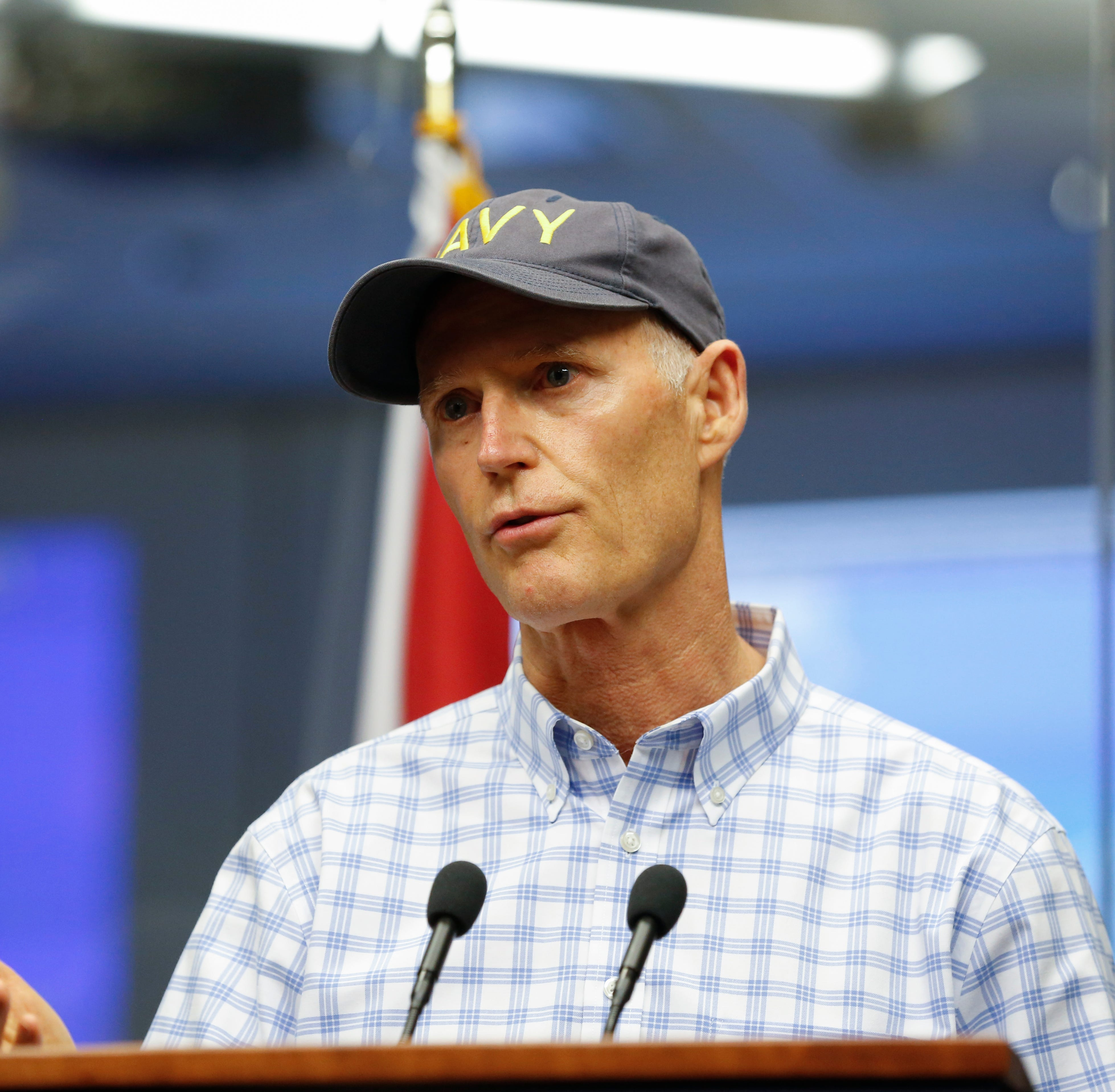 Senator Rick Scott has penchant for partisanship, self-promotion | Paula Dockery