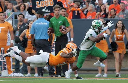 UTEP loses a close battle with the University of North Texas Saturday 27-24 at the Sun Bowl.