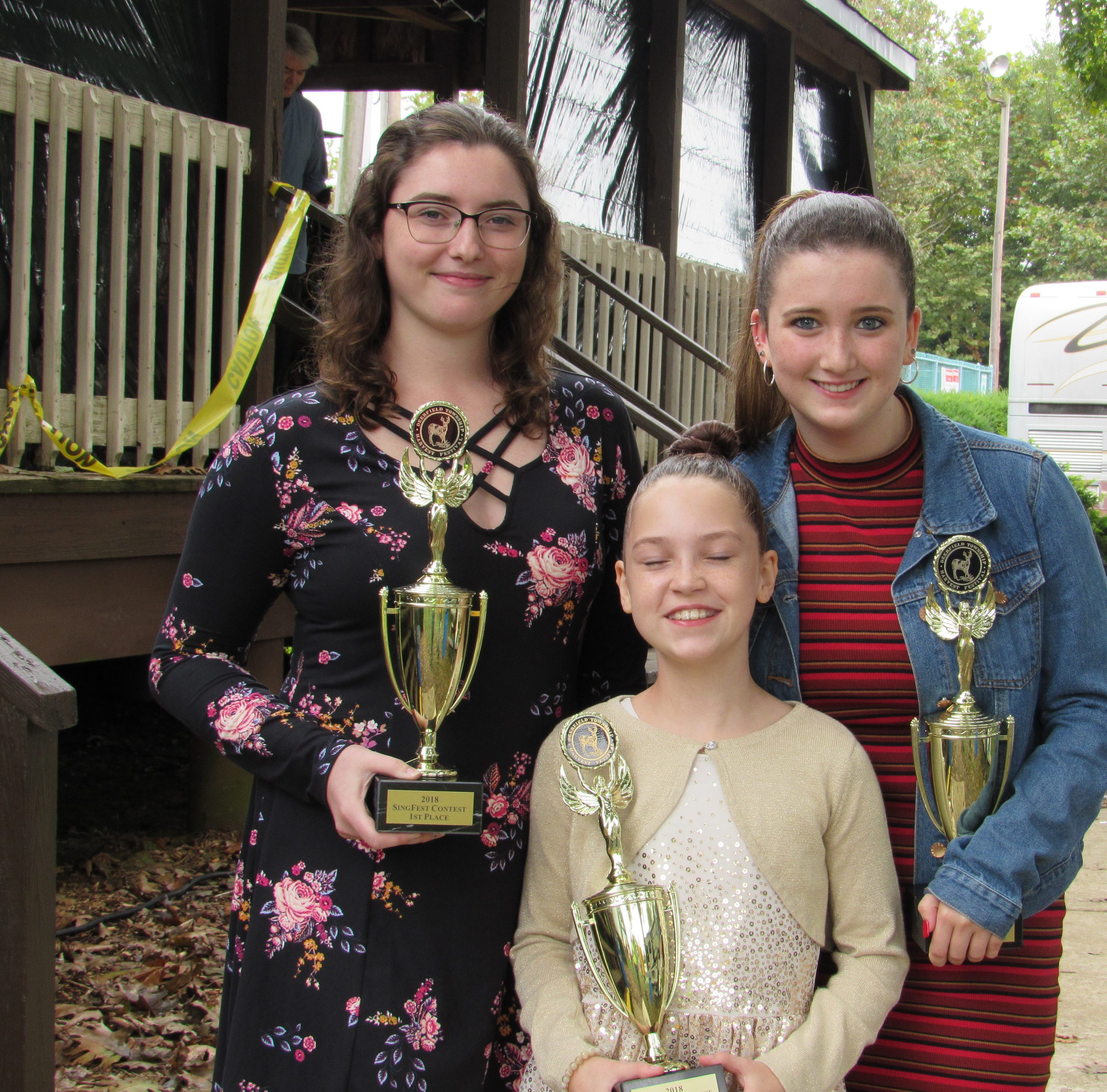 Deerfield Township Harvest Festival announces SingFest winners
