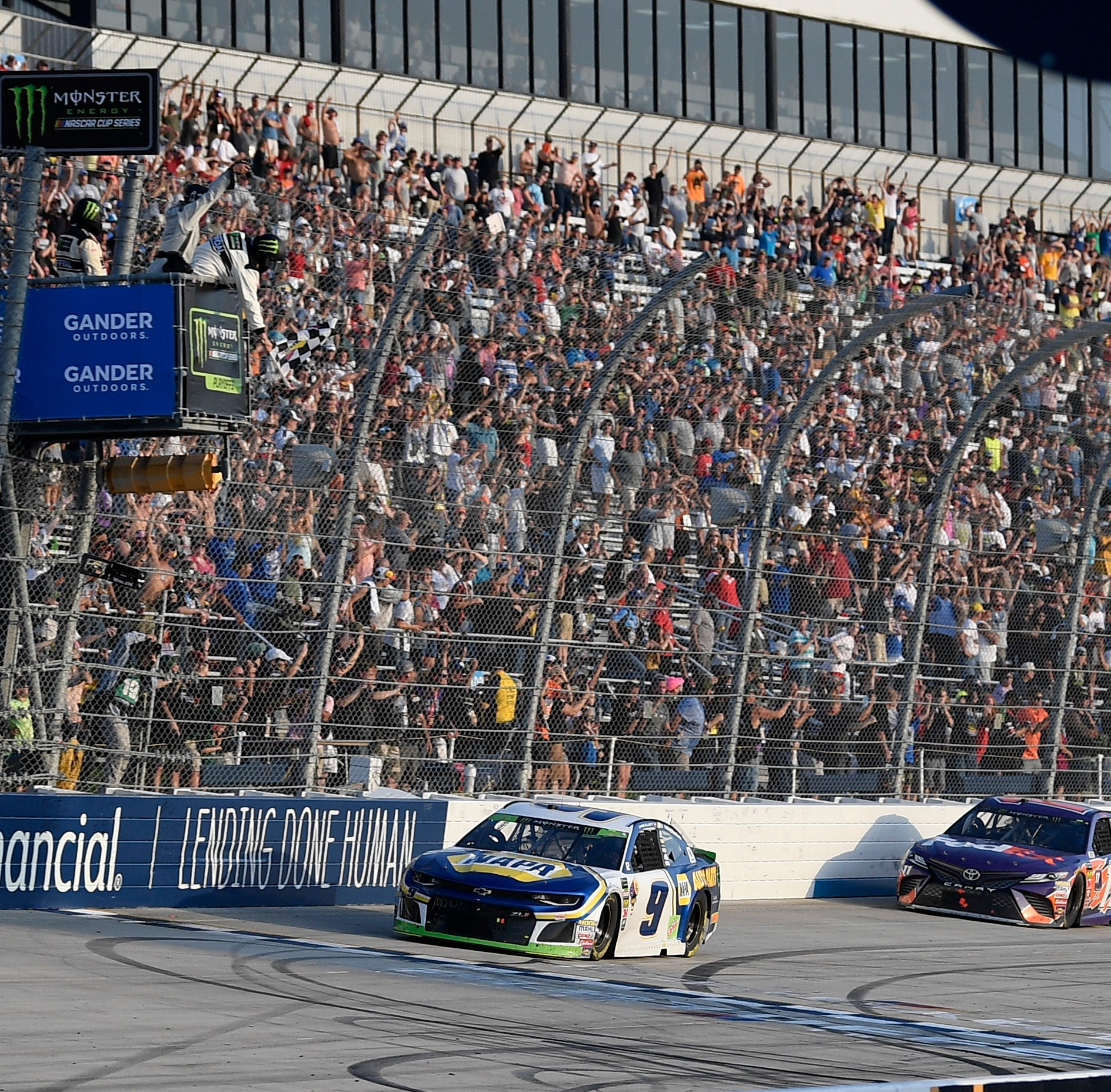 On 50th anniversary, NASCAR has great history but uncertain future at Dover