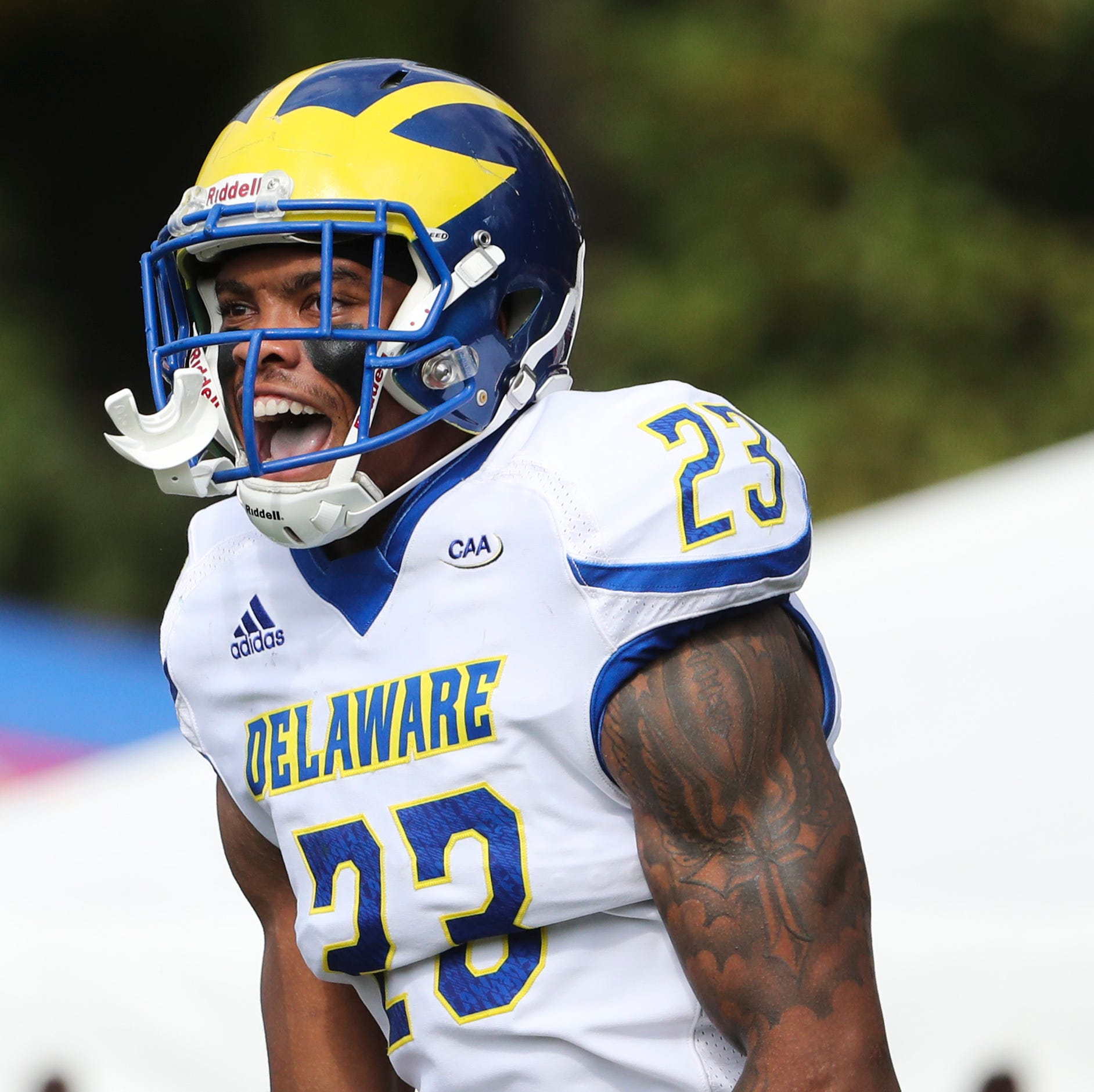 Tresolini: How University of Delaware beat FBS schools to snag top player Nasir Adderley