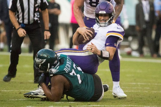 Sports Eagles Vikings
