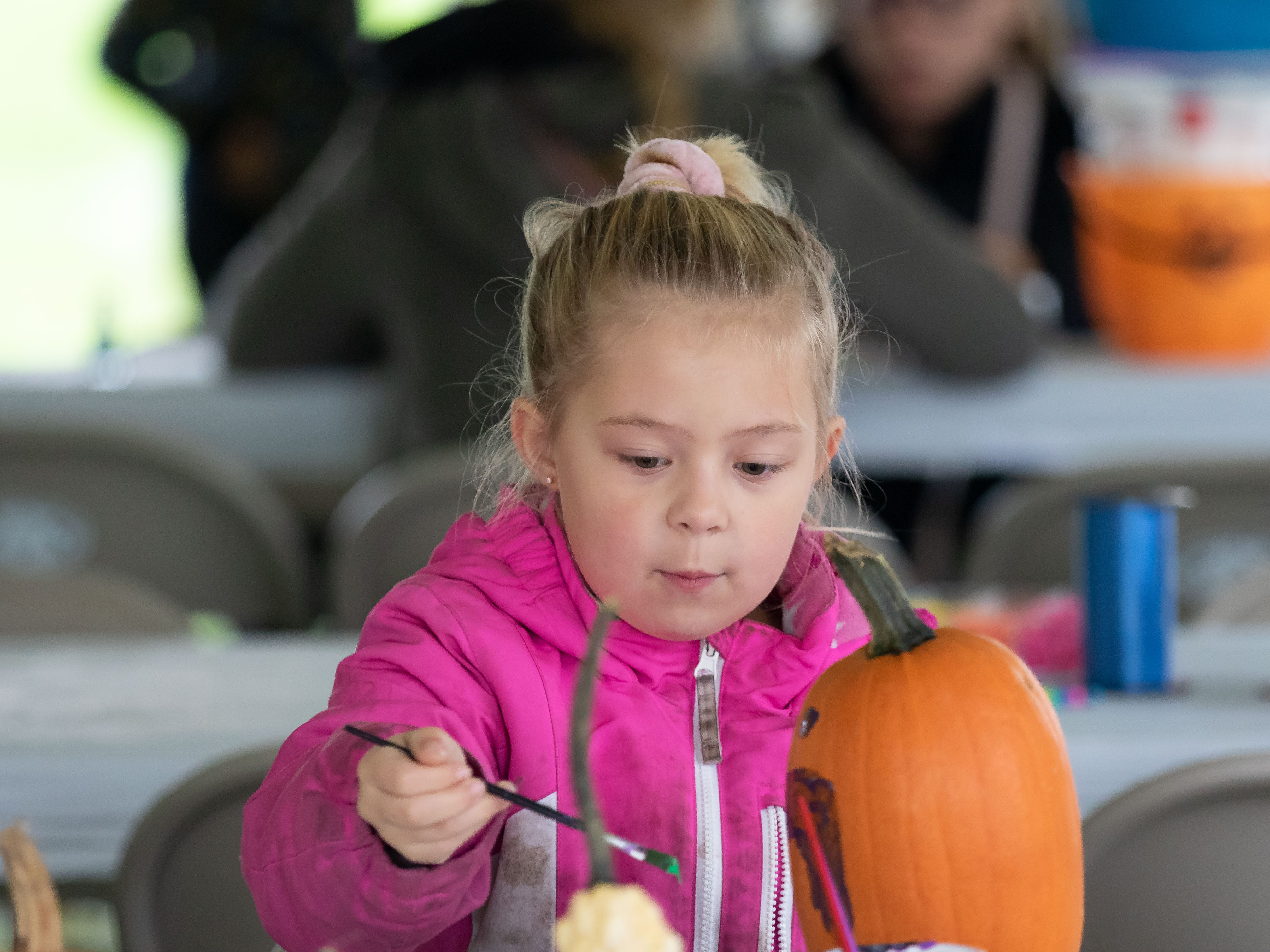 The 21st annual Nekoosa Giant Pumpkin Fest was held Saturday, Oct. 6, 2018, and Sunday, Oct. 7, 2018, at Riverside Park in Nekoosa.