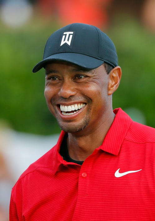 f4eb36d0 Tiger Woods after winning the Tour Championship. (Photo: Kevin C. Cox,  Getty Images)